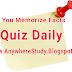 GK Quiz - 236 | सामान्य ज्ञान क्विक रिवीज़न क्विज।