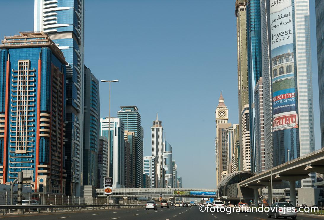 Centro de Dubai