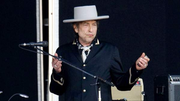 Bob Dylan (Rock in Rio 2008, Madrid)