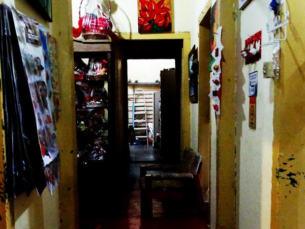 De hospedagem para viajantes à floricultura, uma casa histórica do bairro