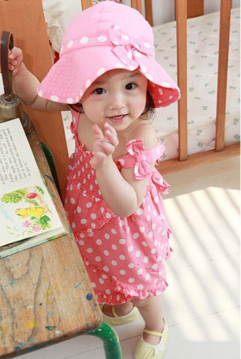 New born Baby Clothes For Girls | New Born child Dresses ...