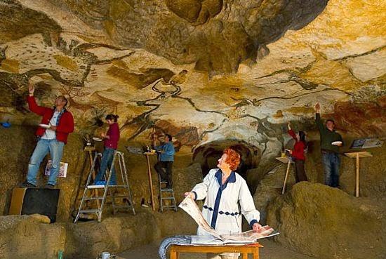 Lascaux-caverna-história-frança