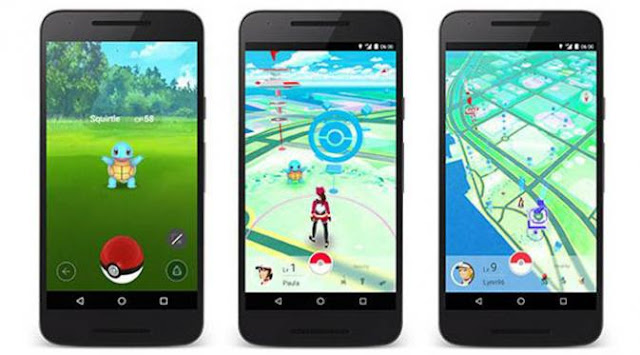 Pokémon GO 0.29.0 Apk Terbaru 2016