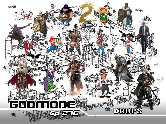 GODMODE 276 - DROPS