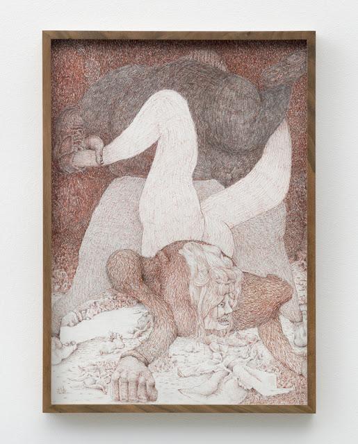 pulpet till båt ~ contemporary art writing daily till megerle at christian