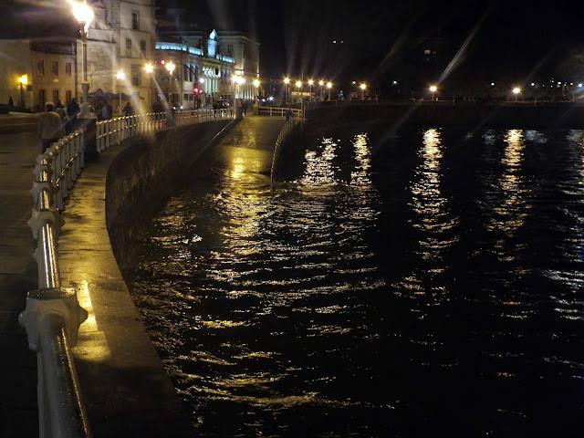 paseo marítimo Gijón
