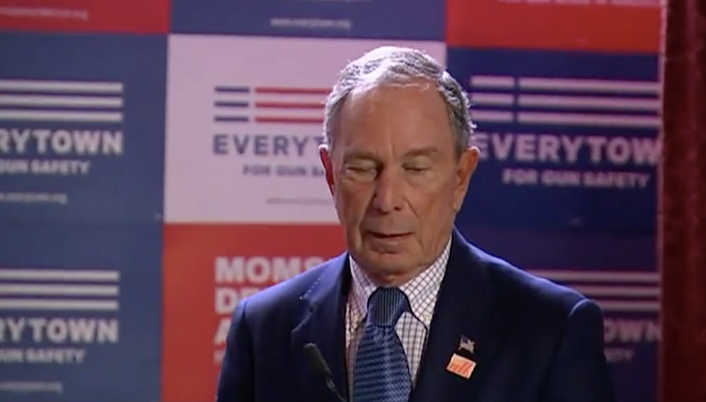 MIKE'S MESSAGE: Bloomberg Mocks Top Democrats for 2020 'Apology Tour'