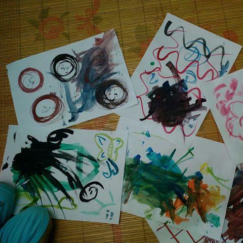 lukisan-kanak-kanak