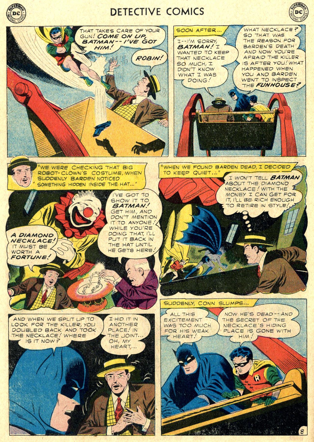 Detective Comics (1937) 264 Page 9