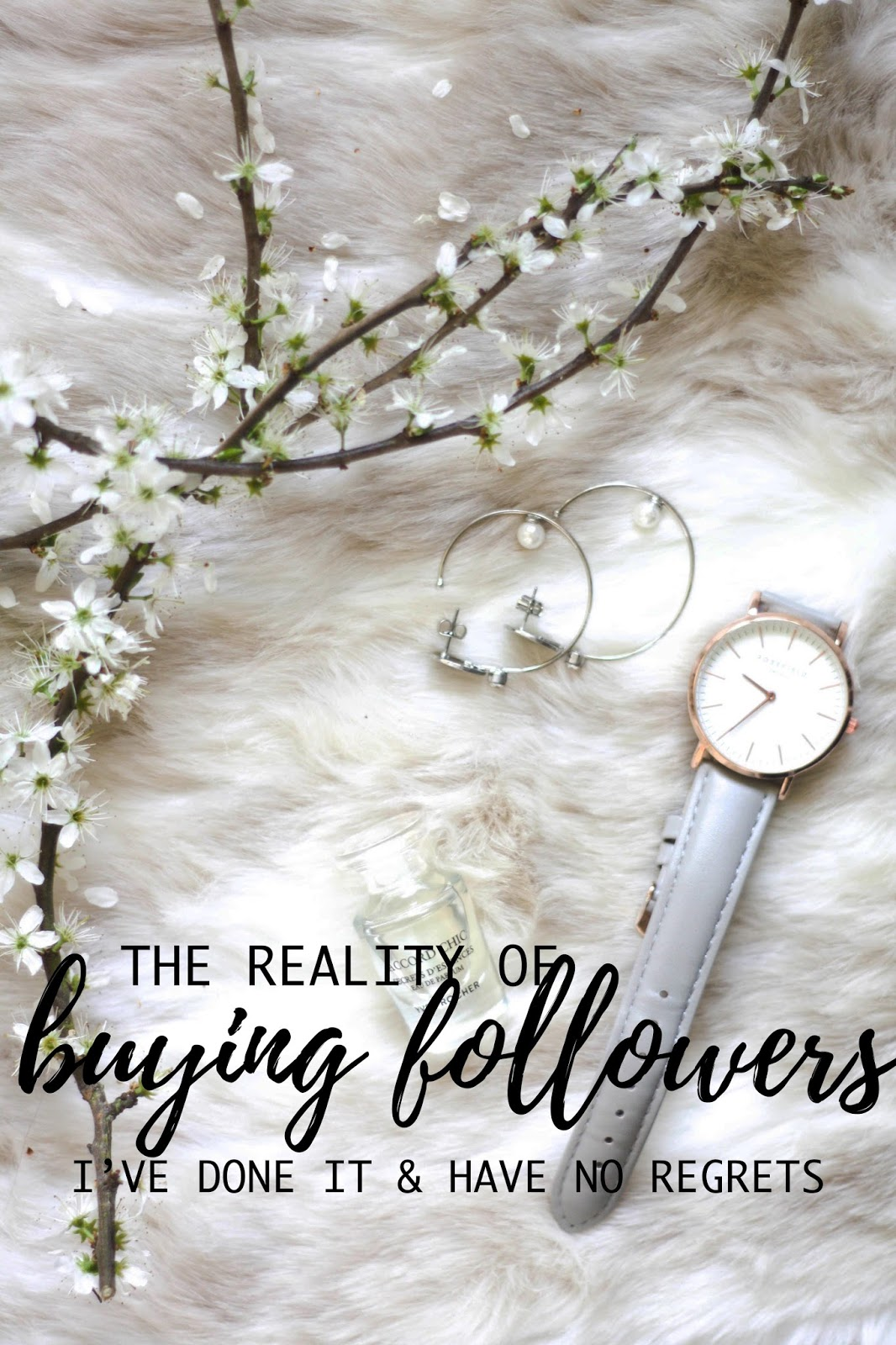 The reality of buying followers (I've done it & have no regrets!)