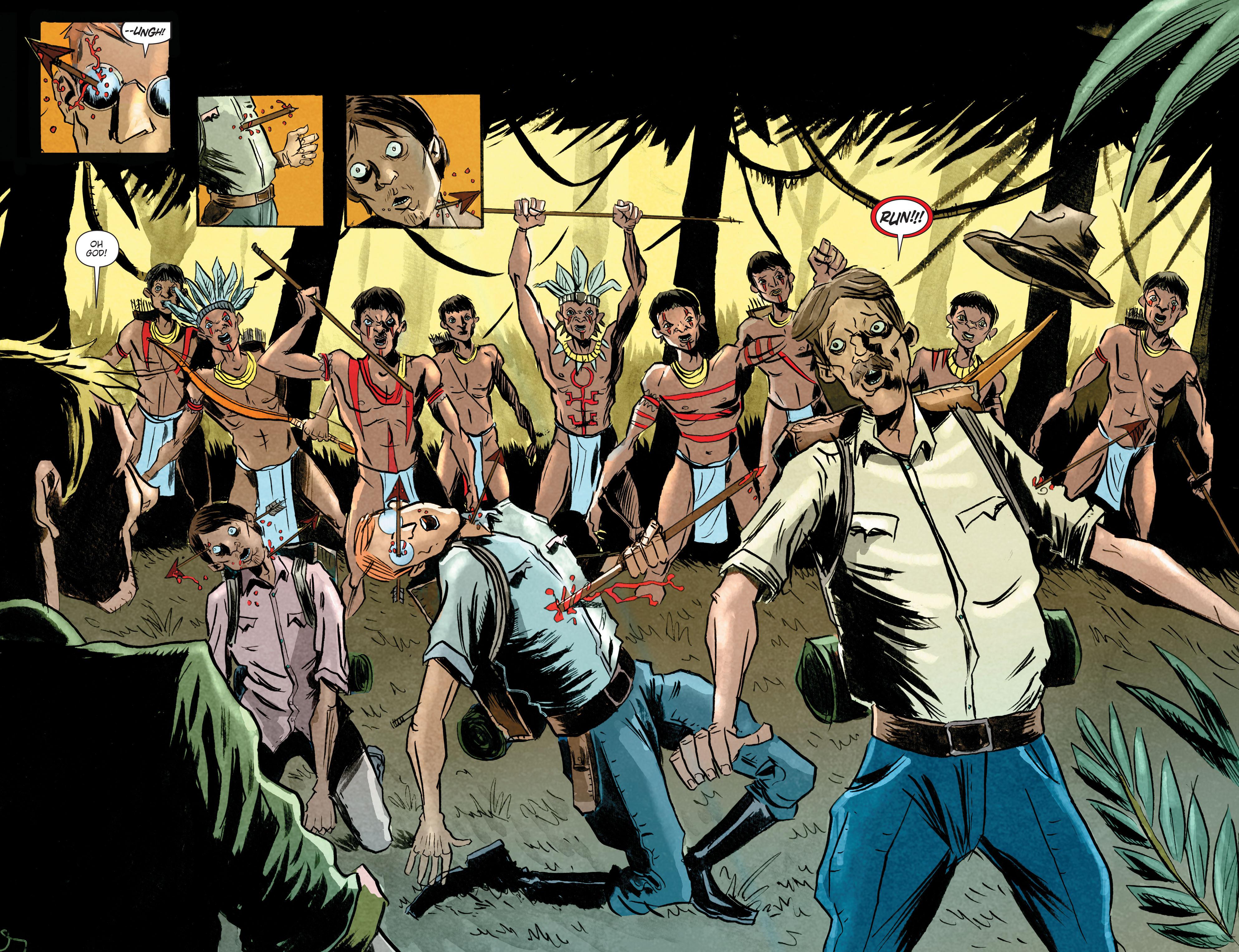 Read online Trillium comic -  Issue # TPB - 31
