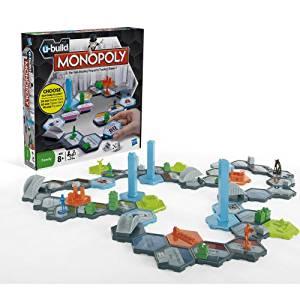 U-Build Games U-Build Monopoly