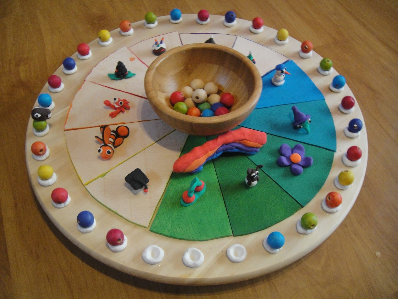 Calendario Montessori.Hablame Bajito Diy Nuestro Calendario Waldorfssori Waldorf