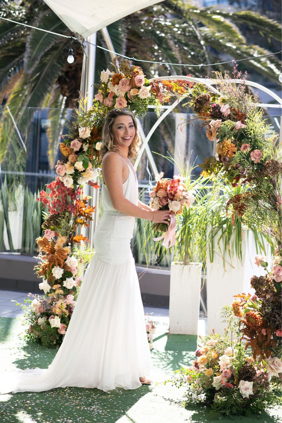 sydney wedding inspiration bridal gown florals bedford photography