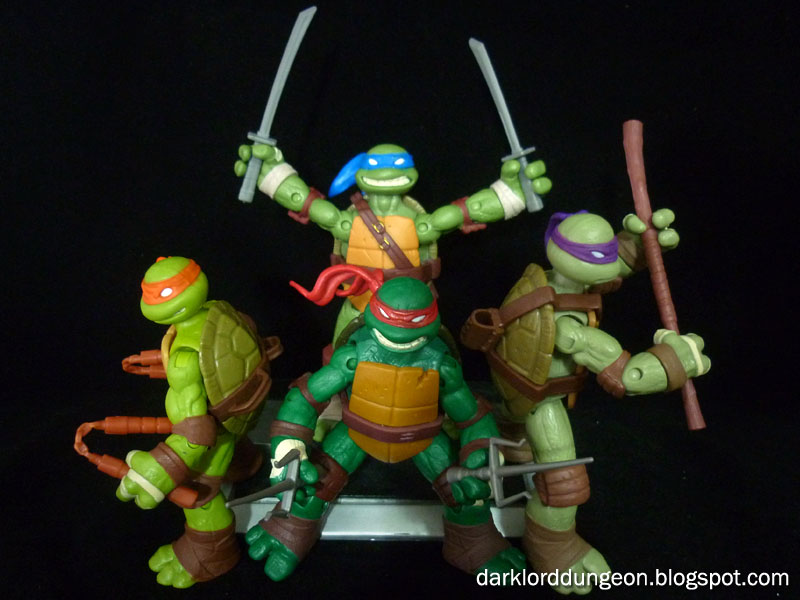 Dark Lord Dungeon: Nickelodeon's Teenage Mutant Ninja Turtles