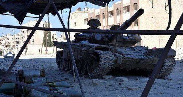 Pejuang Suriah Kehilangan Wilayah Kunci di Aleppo, Krisis Kemanusiaan Makin Memburuk