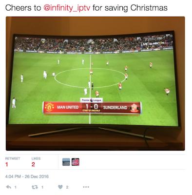 INFINITY IPTV: CUSTOMER REVIEWS