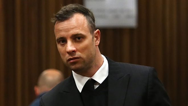 Oscar Pistorius hospitalised for medical examination