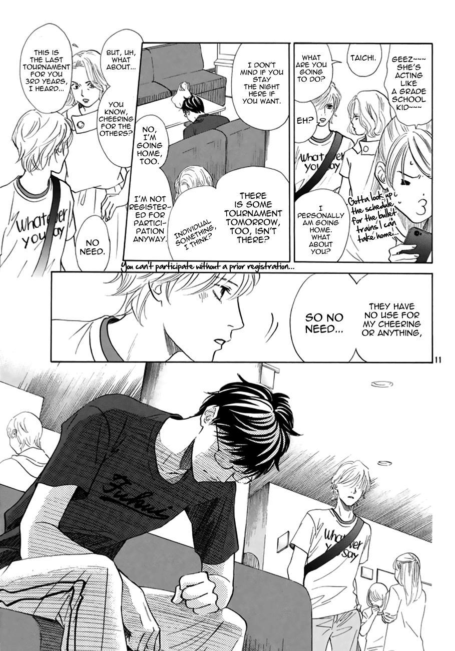 Chihayafuru - Chapter 128