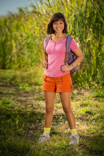 Paramount ISABELA MONER AS DORA THE EXPLORER