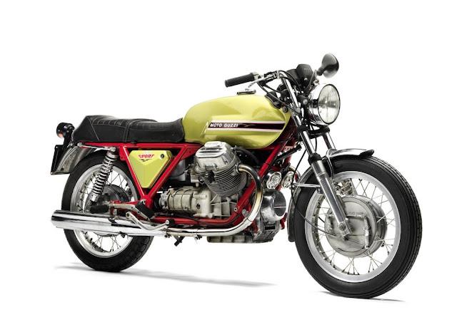 Moto Guzzi V7 Sport HD Pics