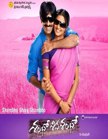Poster Of Sambo Siva Sambho 2010 Dual Audio 720p HDTV [Hindi - Telugu] - UNCUT Free Download Watch Online downloadhub.net