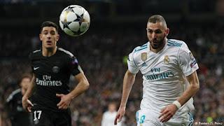 PSG - Real Madrid Canli Maç İzle 06 Mart 2018