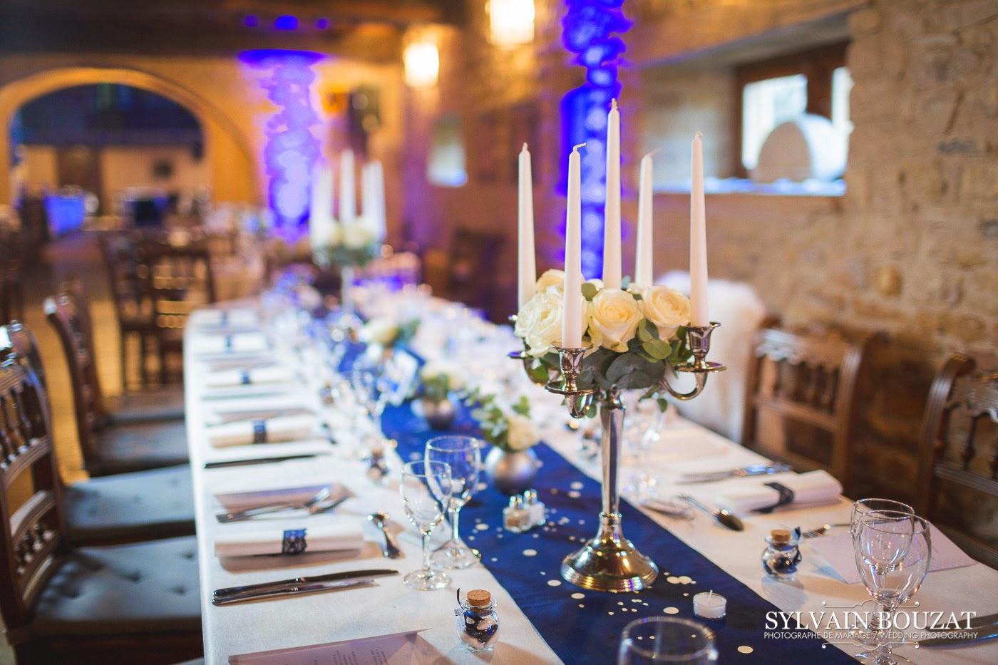 La petite boutique de fleurs fleuriste mariage lyon for Centre de table argent