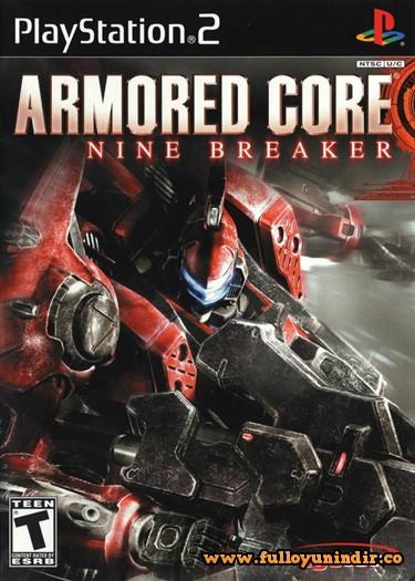 Armored Core Nine Breaker PS2