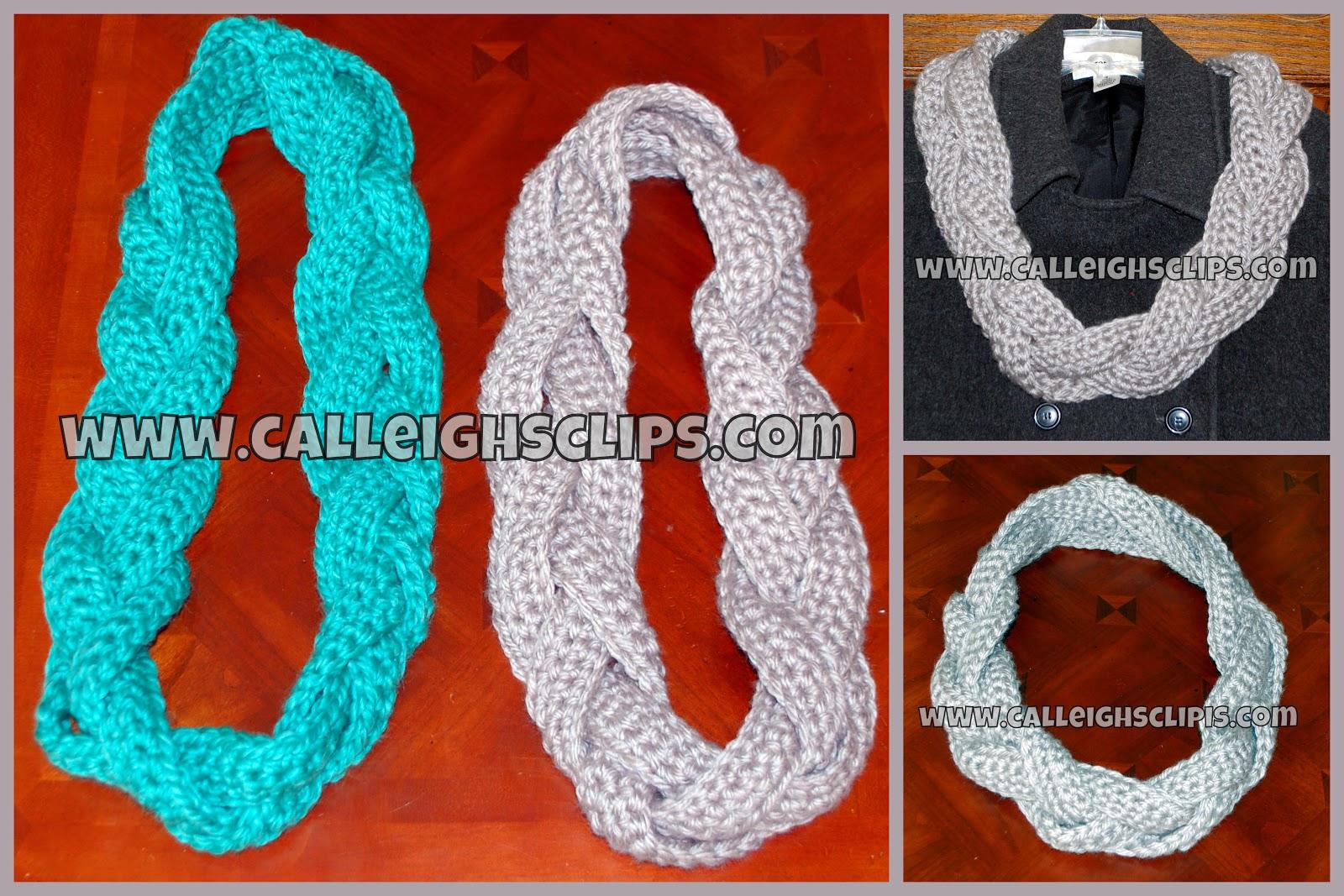Calleigh's Clips & Crochet Creations: Free Crochet Pattern ...