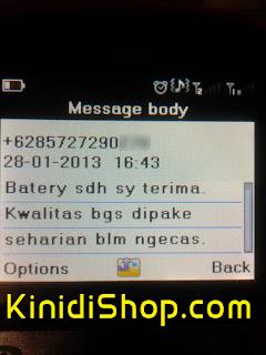 Testimoni Konsumen KinidiShop.com