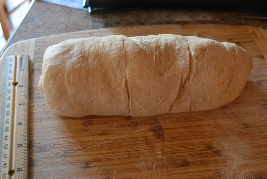 How To Make A Beautifully Risen Loaf Of 100 Whole Wheat