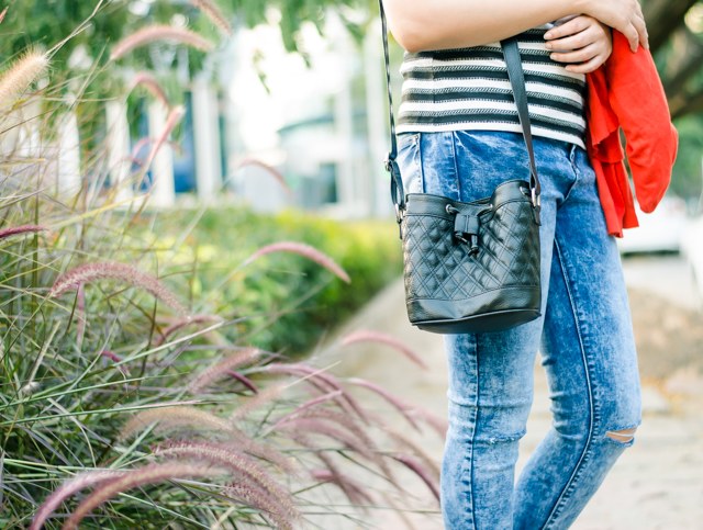 Quilted-Black-Bucket-Bag