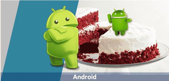 urutan tingkatan versi os android