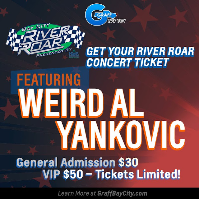 Weird Al Tickets For Sale at Graff Bay City