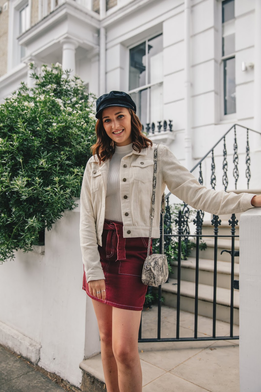 2 Looks To Try This Autumn! // Autumn Fashion Street Style Inspiration London // Lauren Rose Style Blogger // New Look
