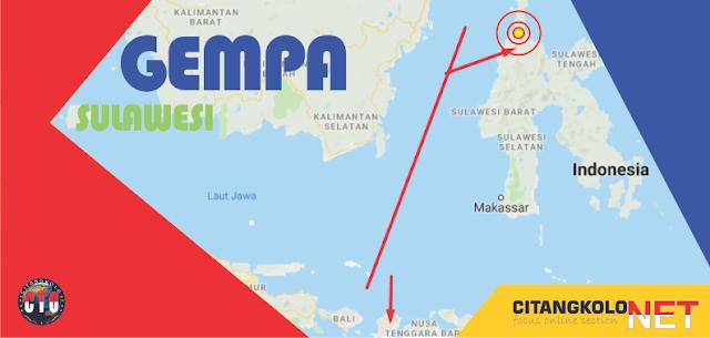 ternyata  Gempa Donggala Palu Sulawesi  Sudah diramalkan, Jauh Hari Sebelumnya