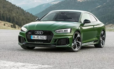 Audi RS5 Coupe car pictures - more colors - front