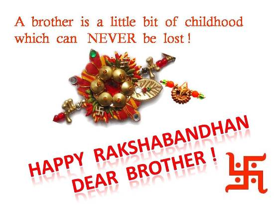 Happy Raksha Bandhan Brother Images