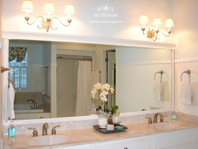 ideas about mirror with shelf on pinterest bathroom mirror with shelf window pane mirror and mirrors. Diy Mirrorframe1 Diy Frame Mirror Original Janell  Tagmonkey co