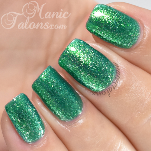 Madam Glam Gel Polish Patrick's Favorite Swatch