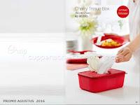 Cherry Tissue Box Promo Agustus 2016