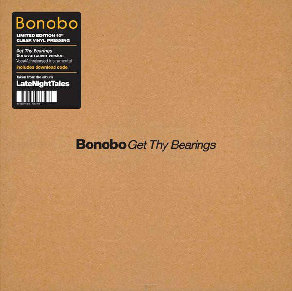 Bonobo Dial 'M' For Monkey (2003).zip.rar