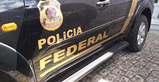 PF prende ex-prefeito da Paraíba e filho por desvio de R$ 600 mil