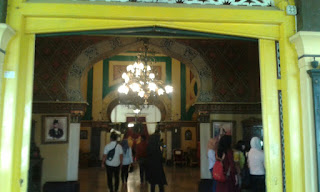 Arsitektur Istana Maimun Medan