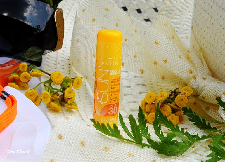 Avon Care Sun+ Balsam ochronny do ust SPF 30 - recenzja