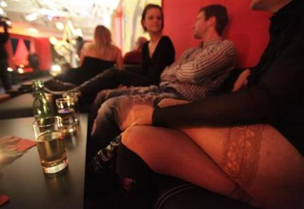 Sex In The Club Video 47