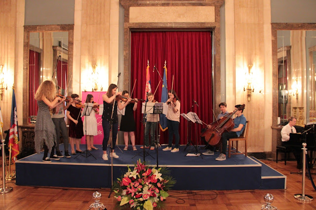 Koncert u Novom Sadu