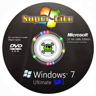 Windows 7 Super Lite Edition - Windows 7 Paling Ringan