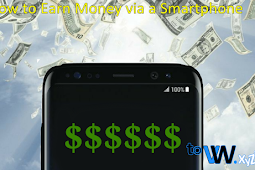 How to Earn Money via a Smartphone
